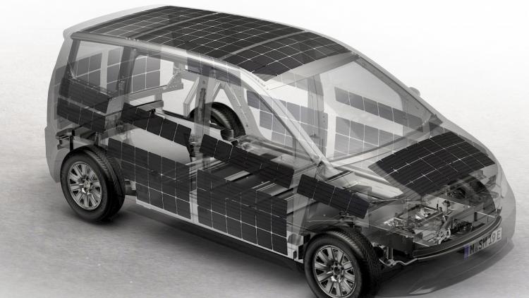 Le auto elettriche a celle solari e le loro caratteristiche