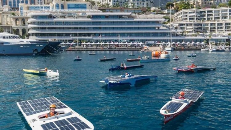 Monaco Solar & Energy Boat Challenge
