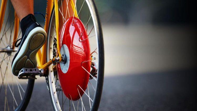 Copenhagen Wheel: da bici a e-bike grazie ad una ruota