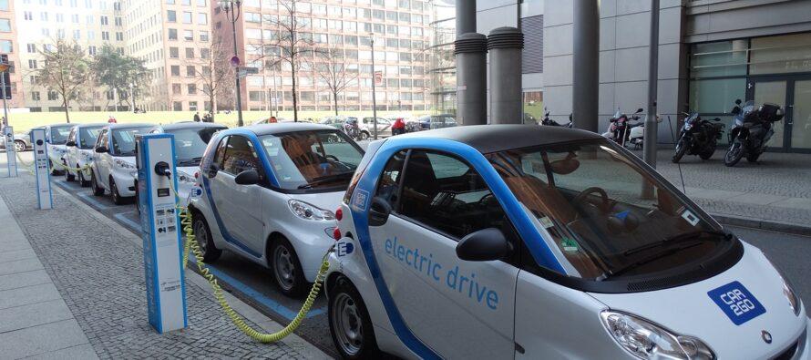 Incentivi per l'acquisto di auto elettriche in Lombardia