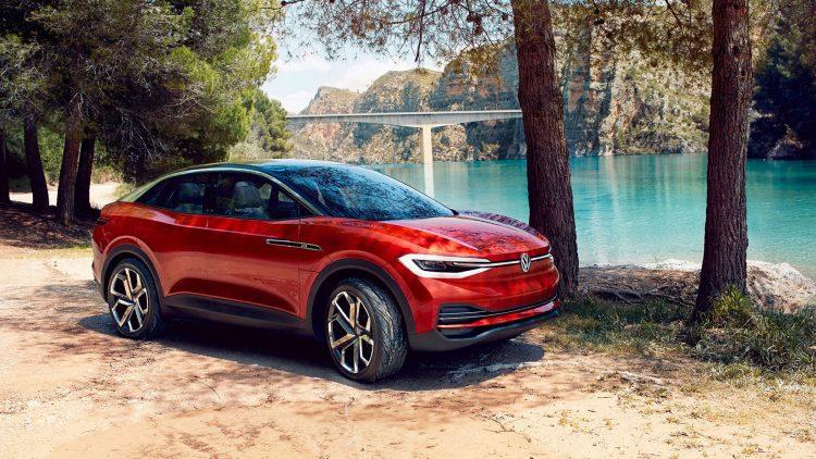 La famiglia ID della Volkswagen e il nuovo SUV