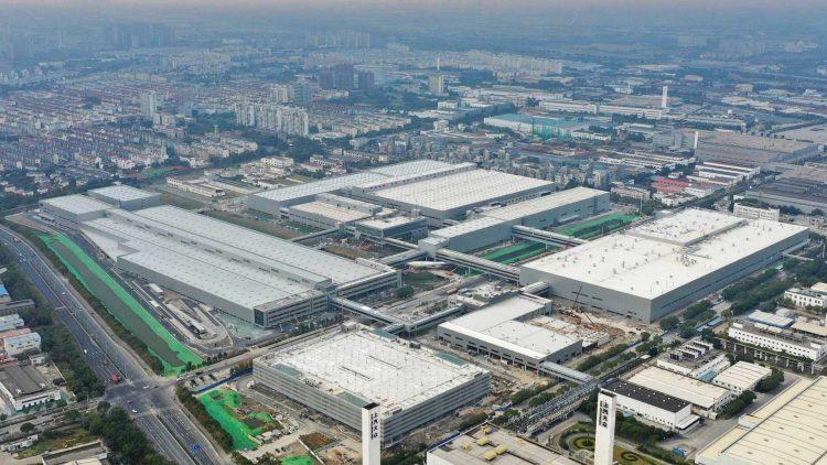 Volkswagen e il nuovo stabilimento in Cina