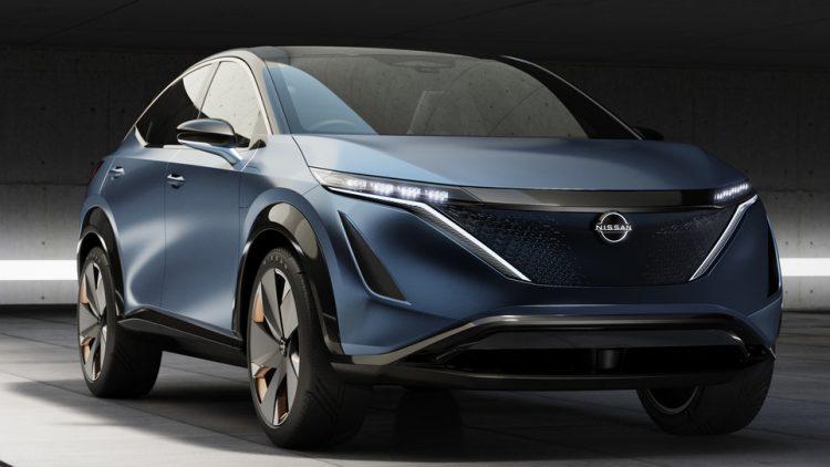 Ariya … in arrivo il futuro elettrico Nissan