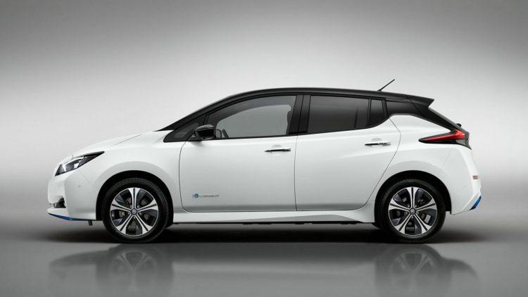Nissan Leaf e+: prova su strada e curiosità.