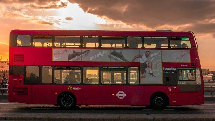 BUS ELETTRICI A LONDRA: SOUND DA DISCOTECA