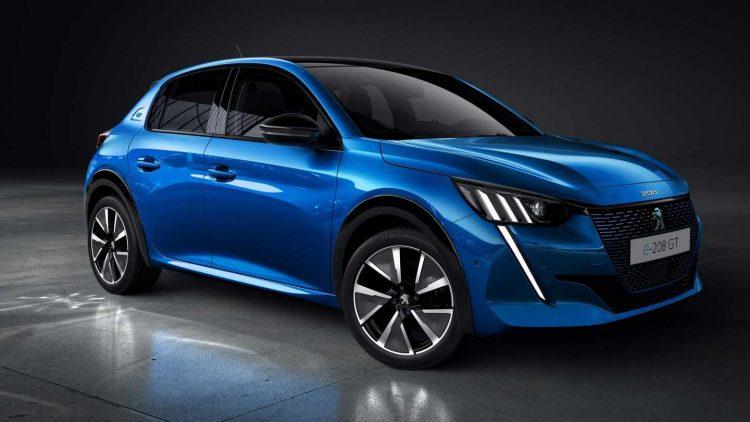 La nuova Peugeot e-208 elettrica: le sue caratteristiche.