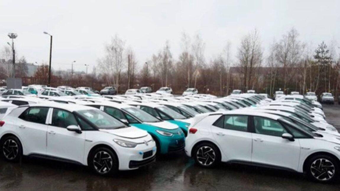 Coronavirus e la riapertura della fabbrica di Volkswagen ID.3