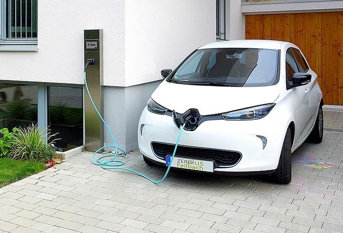 Germania nuovo regime fiscale per le auto elettriche