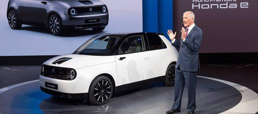 Batterie auto elettriche, Honda si allea con Catl