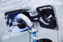 L'auto elettrica e il suo utilizzo durante l'inverno