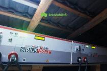 La tecnologia della batteria casalinga