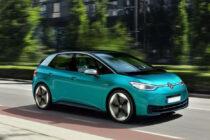 2025, la classifica delle auto elettriche