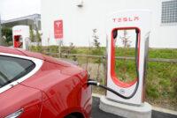 Tesla ed i punti di ricarica Supercharger