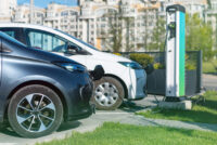 La crescita delle vendite di auto elettriche