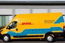 Il nuovo furgone Fiat E-Ducato per DHL