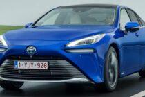 La casa giapponese Toyota, l'elettrico e non solo