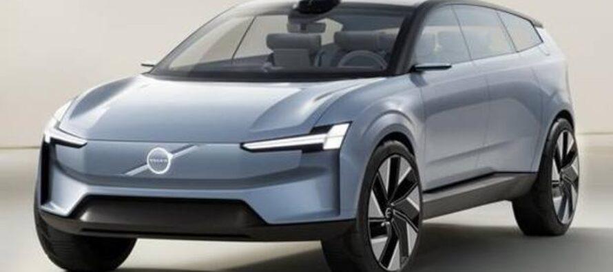 La Concept Recharge per il futuro elettrico di Volvo