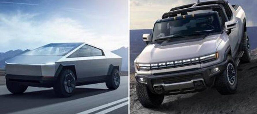 Nuovo Pick-up della Teslaa zero emissioni