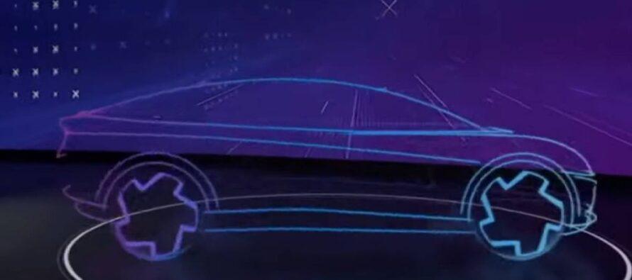 Volkswagen Trinity, la seconda generazione di auto elettriche