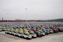 La Cina e le sue auto elettriche in Europa
